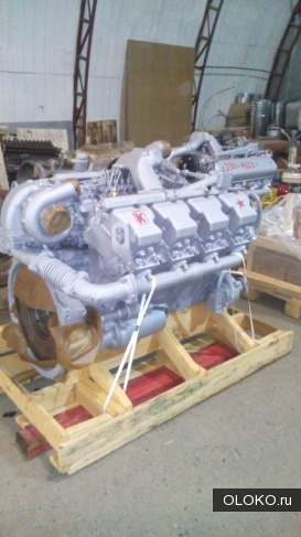 Продам Двигатель ЯМЗ 7511, 400 л с.