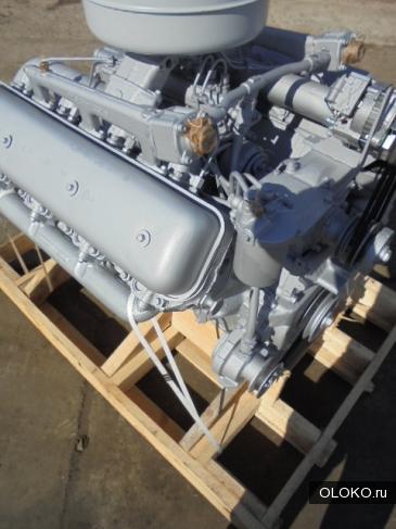 Продам Двигатель ЯМЗ-238М2 на МАЗ.