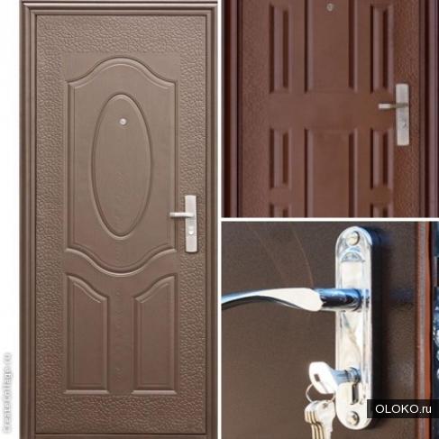 Входные металлические двери Е40М.