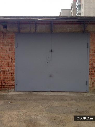 гараж кирпичный, 20 м².