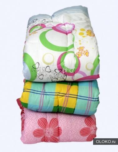 Одеяло Эконом для строителей и рабочих, одеяло купить недорого в общежития.