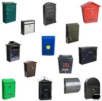 Почтовые ящики индивидуальные.
