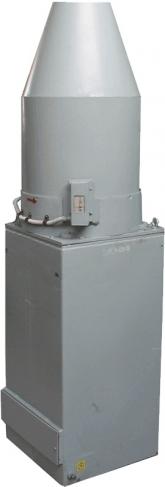 Пылеулавливающий агрегат ПА-18.