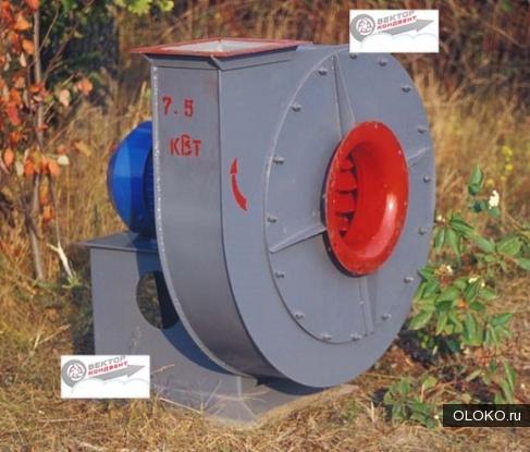 Вентилятор ВЦ 6-28.