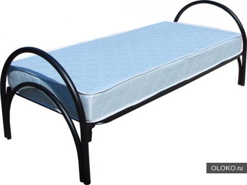 Кровати одноярусные для бытовок, кровати металлические для казарм, кровати двухъярусные для детских лагерей, кровати для ....