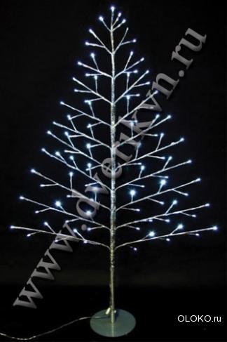 Новогоднее светодиодное дерево Ёлочка.