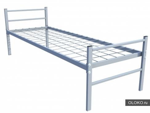 Металлические кровати, для строителей, кровати для вагончиков, кровати для бытовок, кровати для рабочих..