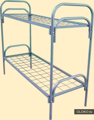 Кровати металлические для воинских частей, Кровати для студенческих общежитий, Кровати для рабочих, строителей.