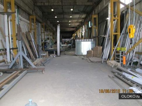 Помещение отапливаемое под склад, производство, 373 м2 в аренду от собственника без комиссии. Ст. м. Отрадное, 9 м. тр.  ....