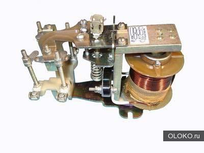 Реле серии РЭВ 800.