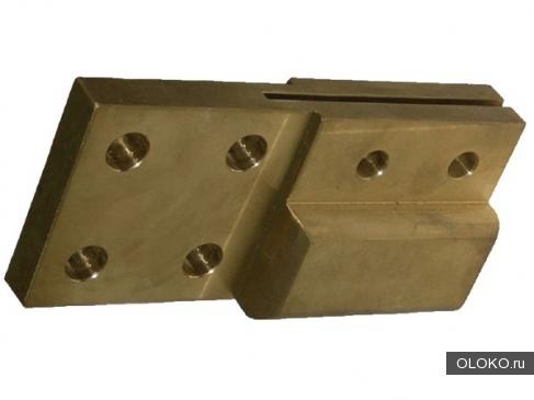 Зажим для трансформатора на НН для 250 кВа М16х2.