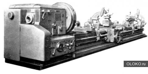 Продам тяжелый токарный станок 165 РМЦ 10000.