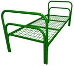 Купить кровати металлические от производителя, кровати для общежитий, кровати для строителей, кровати для детских лагере ....