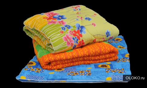 Одеяло двуспальное 172х205 см.