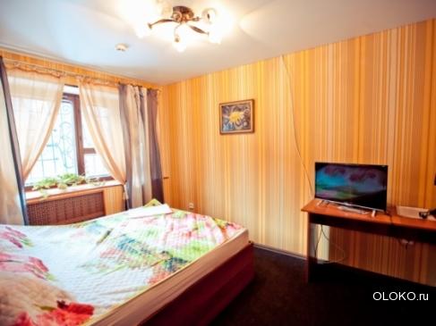 Гостиница в Барнауле для туристов.