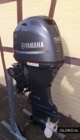 Лодочный мотор Yamaha F50НETL.