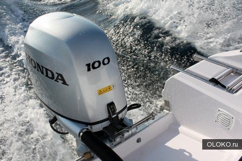 Лодочный мотор Honda BF100.