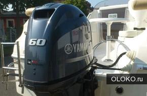 Лодочный мотор Yamaha F60FETL.
