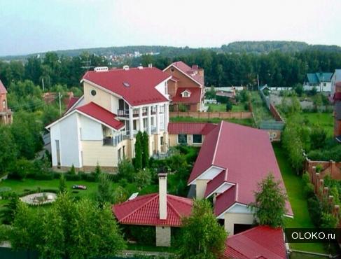 Обмен дома с 20м бассейном в Москве.
