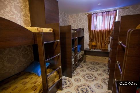 Предложение заказать хостел в Барнауле.