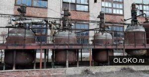 Продаются Реактора нержавеющие, объем 3,2 куб. м..