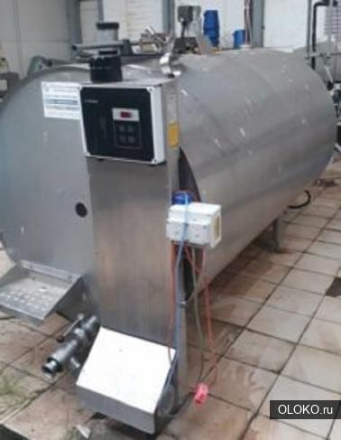 Продается Танк охладитель, объем 2 куб. м..