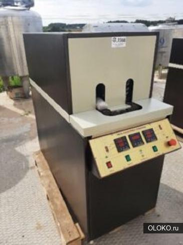 Продается Полуавтомат выдува ПЭТ бутылок с печью.